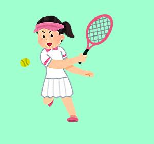 「テニス 初心者のボレーの打ち方と上達のポイント」