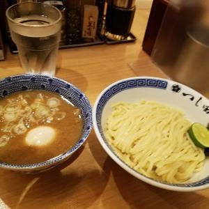つじ田水道橋店でつけ麺いただき!