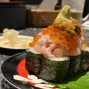 銀座は廻るお寿司も美味しかった【銀座沼津港】