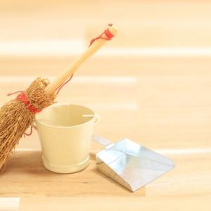 掃除頻度場所別に解説!毎日と週1で分けて効率よく無理なく行う