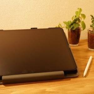 Parbloのタブレットスタンド(PR110)はペンタブやiPadでイラスト・メモを取る人にお勧め【レビュー】