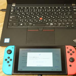 Nintendo Switchのアルバムにある画面写真や動画をパソコンに転送する方法