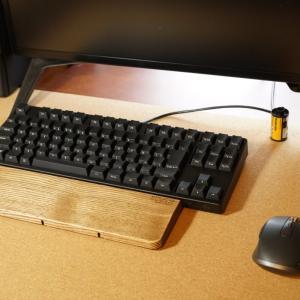 FILCOのMajestouch BLACK Tenkeyless(FKBN91MC/NFB2)を新しく購入【レビュー】