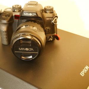 フィルム写真のデータ化をカメラ屋から自宅で行う方式に変更した理由