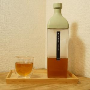 HARIOのカークボトルで美味しいウーロン茶を飲む【レビュー】