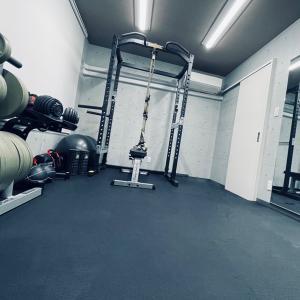 HybriD Training Gym OPEN