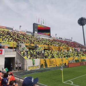 5/29 vs大宮アルディージャ(試合後順位?位)