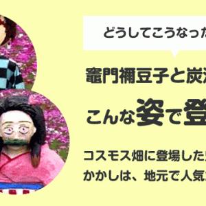 【画像】鬼滅の刃の禰豆子がどうなった!?凄い事に…どうしてこうなった!?