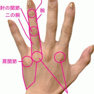 簡単、肩や肩甲骨のコリ改善法