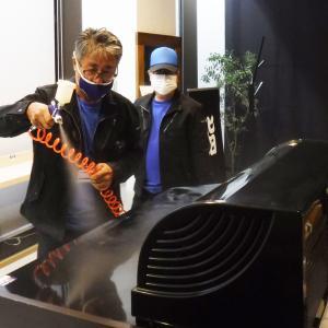女満別空港のお店も抗菌システムを採用!