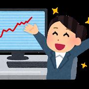 日本株売買での利確