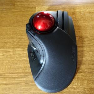 デカすぎるトラックボールマウス。「HUGE」をレビューしてみた。