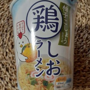 セコマの鶏しおラーメンは柚子香るさわやかな一品
