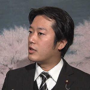 【速報】小泉進次郎議員に1票を投じた議員、丸山穂高議員だった