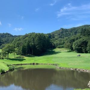 ゴルフ旅行2日目