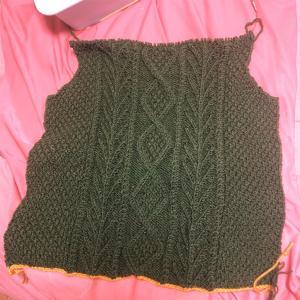 編み物まみれ