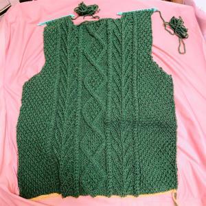 編み物道具の収納記録。
