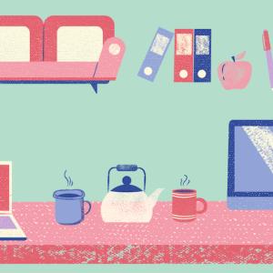 【カフェトーク】オンラインでひらがなの書き順練習