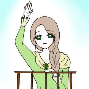 暁のハルモニア 第四話のレポートと感想【ネタバレあり】~ちょこっと世界史「アマーリエ=エリーザベトという人」