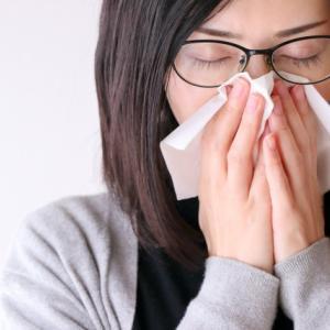 寒暖差アレルギーを併発してしまいました