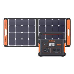 9月1日は防災の日 Jackery(ジャクリ)のポータブル電源とソーラーパネルを購入しました