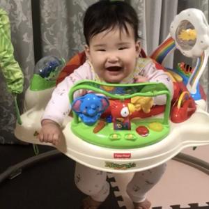 ジャンパルーって赤ちゃんの股関節などに悪影響ってある?☆レビュー記事☆