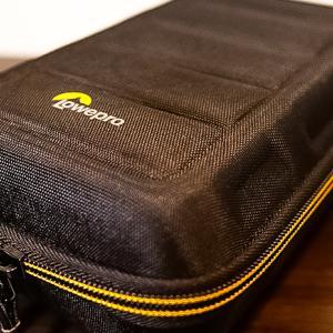 Lowepro カメラポーチ ハードサイド CS60【レビュー】