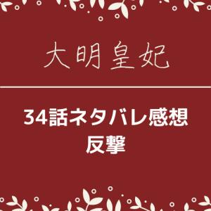 大明皇妃34話あらすじネタバレと感想!反撃