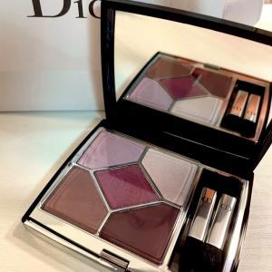 澄んだ目のパワー。Dior新作アイシャドウ