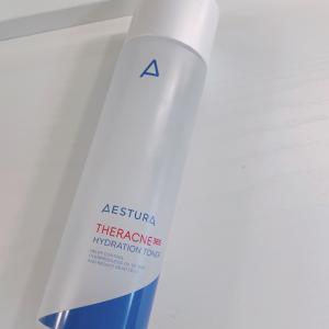 【韓国スキンケア】皮膚科専売のAESTURAトナー