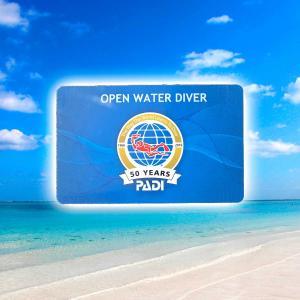 沖縄でスキューバダイビングライセンス(資格)を取得する為に必要な日数、費用をご紹介
