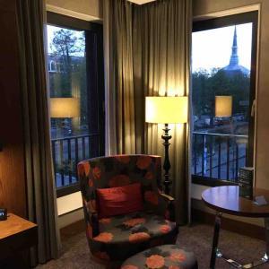 ハーグのヒルトンホテルはリーズナブルでオススメです