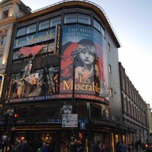 本場ミュージカル見るならNYよりロンドンがオススメ!