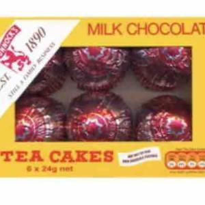 イギリスのティーケーキってなに?紅茶ケーキではありません