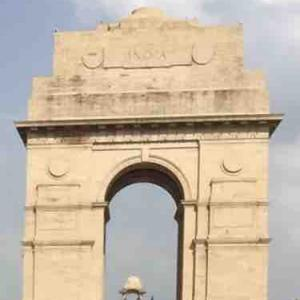インド門は凱旋門ではありません