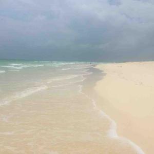 宮古島旅行 来間島と前浜ビーチでのんびり 吉野家で沖縄限定ビフタコも食べてみた