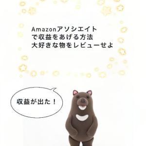 Amazonアソシエイトで収益をあげる方法。大好きな物をレビューせよ!