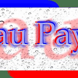 auPay利用はPayアプリが必須、申し込みから設定方法