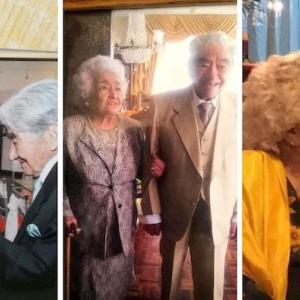 ギネス新記録!夫婦合わせて215歳 長寿と夫婦円満の秘訣とは?