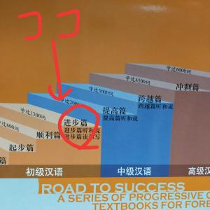 中国留学当初の私と一年後の私