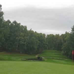 北海道ゴルフ  ツキサップ