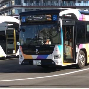 【雑記】東京BRTに乗って虎ノ門ヒルズへ…
