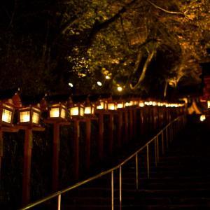 【京都】神社の奥にある神域