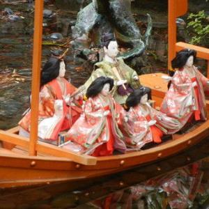 【兵庫】川原の人形舟
