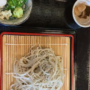 南阿蘇村でお蕎麦「ほおずき」