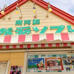夏の思い出(南阿蘇村・自然派ソフトクリーム)