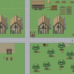 Unityで2DのRPGを作る - フィールド(農村)追加