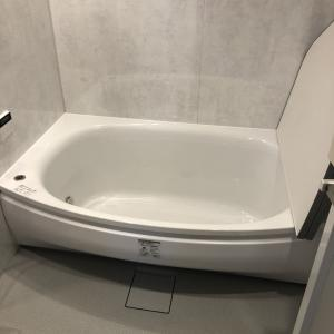 風呂フタも不要!極力シンプルに選んだTOTO浴室【ショールーム編】