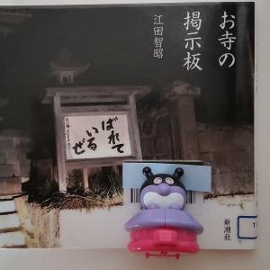 本・お寺の掲示板