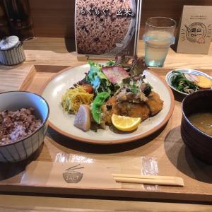 SALT石川食堂でランチ